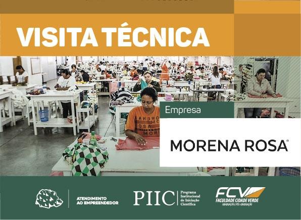 Morena Rosa de Cianorte abrirá suas portas para visita técnica