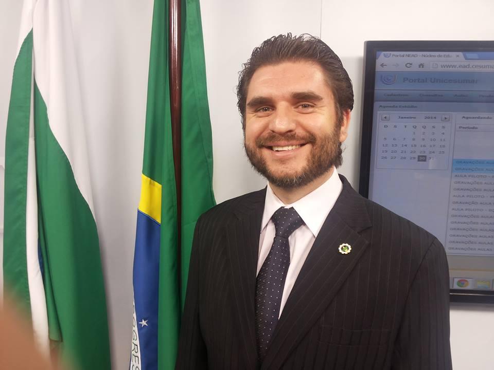 Coordenador de Economia é aprovado no Doutorado da Unicamp