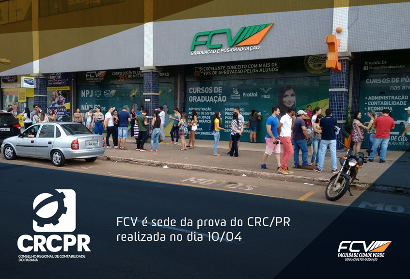 FCV sedia exame do CRC