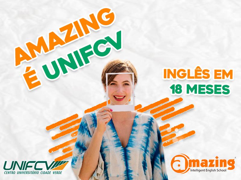Matrículas abertas para curso de inglês na UNIFCV