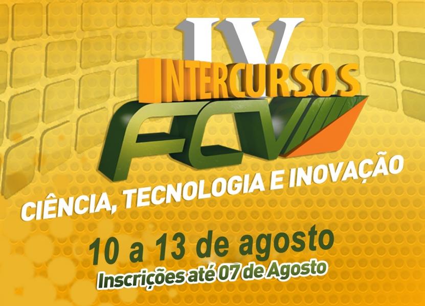 IV Intercursos da FCV terá apresentação de artigos e resumos