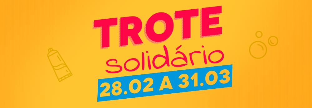 Trote Solidário 2020