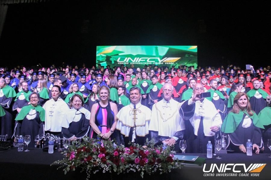 UNIFCV realiza a 20ª Colação de Grau no último sábado