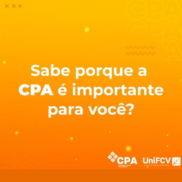 CPA 2020: chegou o seu momento de dar a nota
