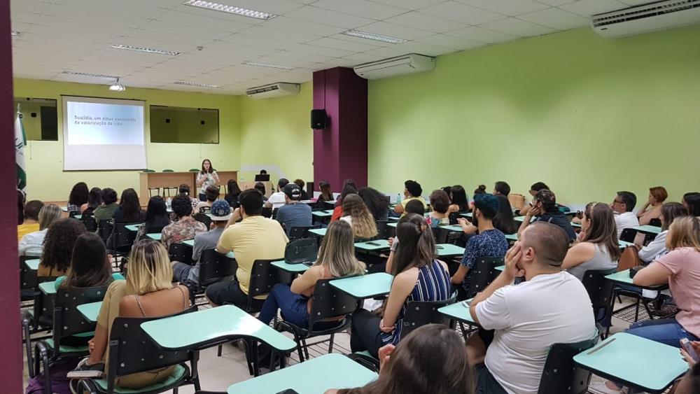 UniFCV realiza 1º Simpósio de Prevenção ao suicídio