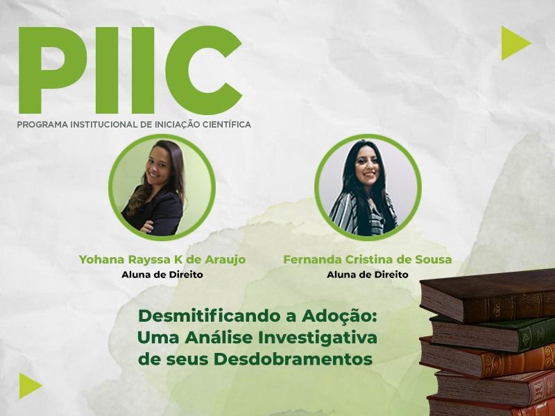 Artigo publicado por alunas da UniFCV discute o processo de adoção no Brasil