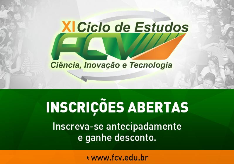 Inscrições abertas para o XI Ciclo de Estudos