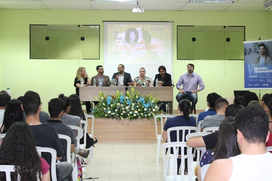 VII Seminário Empresarial tratou sobre o diferencial para o mercado de trabalho