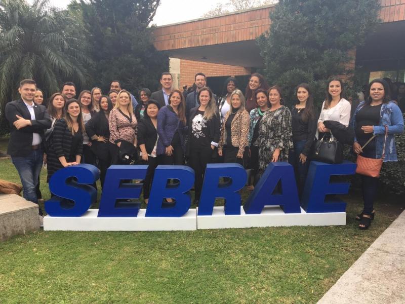 Alunos e professores da UNIFCV participam do Prêmio Sebrae de Educação Empreendedora