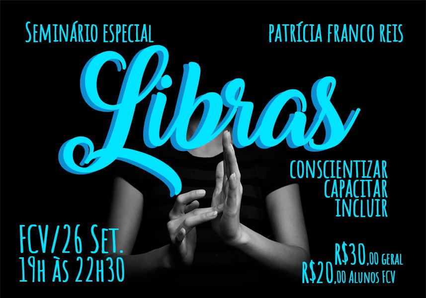 Em comemoração ao Dia do Surdo FCV realiza Seminário de Libras