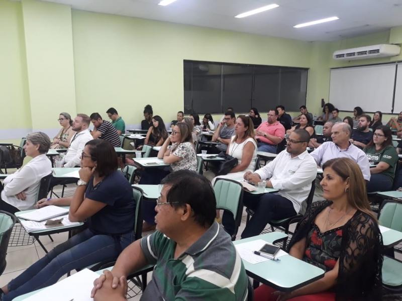 Semana pedagógica discute os desafios para ano letivo de 2019