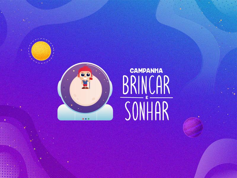Campanha Brincar e Sonhar visa arrecadar brinquedos para entidades de crianças carentes
