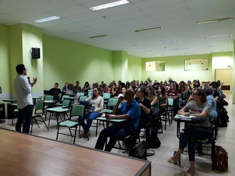 Aula Magna de Psicologia tem como tema a luta antimanicomial