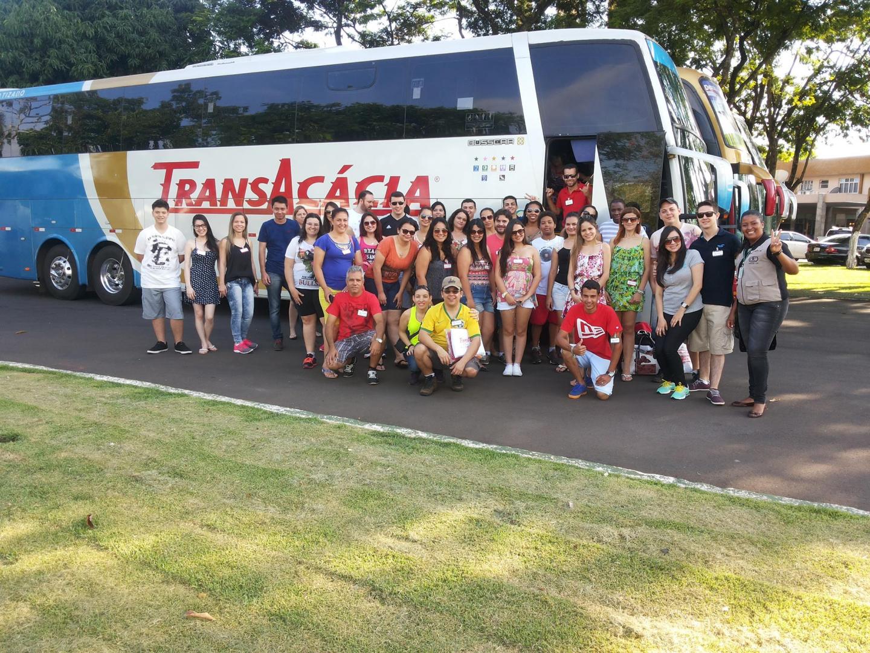 Curso de Economia promove viagem de estudo