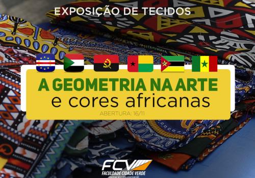 FCV receberá mostra de tecidos africanos