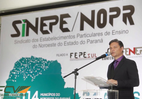 Diretor da FCV assume presidência do Sinepe/NOPR