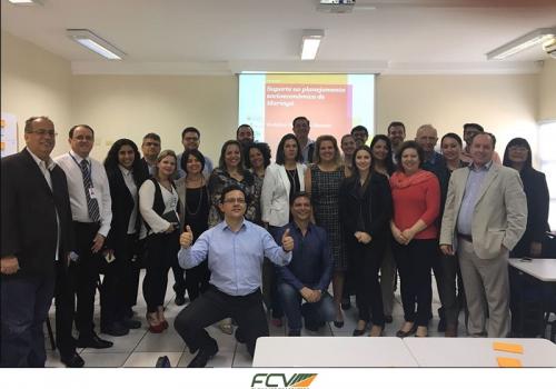 Diretor e professores FCV participam de Workshop sobre os rumos de educação até o centenário de Maringá
