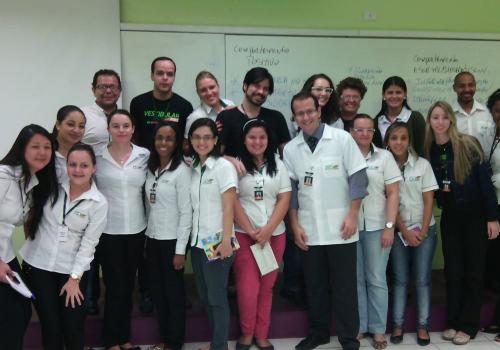 FCV promove treinamento para colaboradores