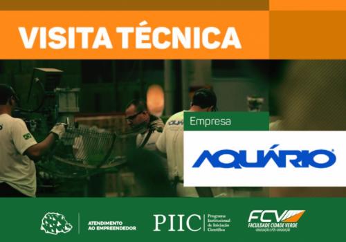 Antenas Aquário também será destino de visita técnica