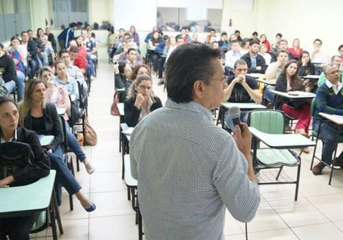 Manufatura enxuta foi o tema do terceiro encontro do Ciclo de Palestras Empresariais