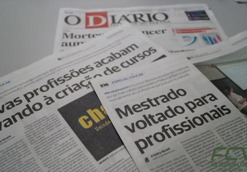 FCV é destaque em reportagens sobre mestrado e inovação em cursos