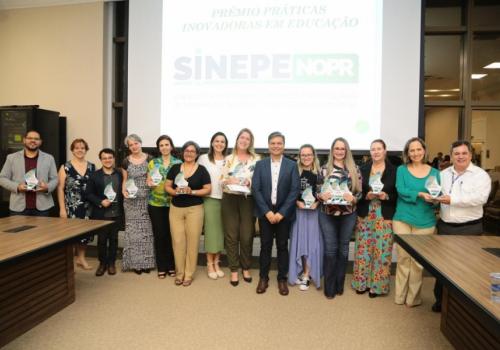 UniFCV conquista três prêmios de Práticas Inovadoras