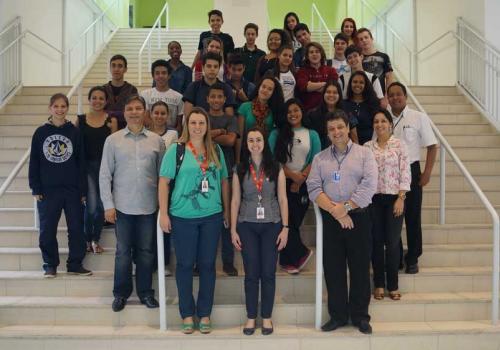 Parceria entre FCV e CIEE/PR atende mais de 150 aprendizes