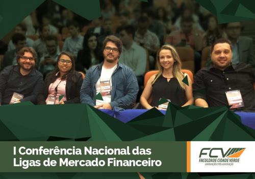 Professores e alunos participaram de encontro nacional na área financeira