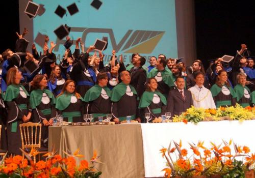 FCV chega a sua 13ª colação de grau e forma 41 novos profissionais