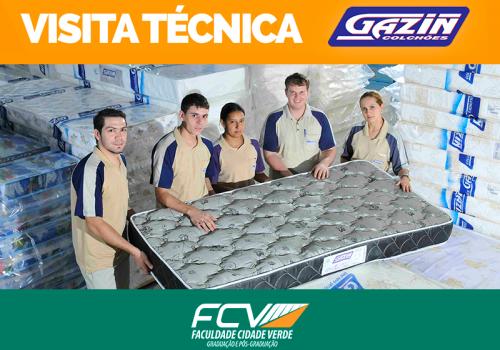 FCV acerta visita técnica com o Grupo Gazin