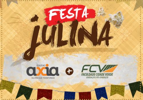 Festa Julina da FCV será no dia 2