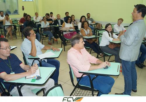 Semana Pedagógica: professores se reúnem para planejar ano letivo