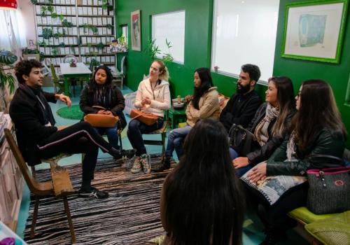 UNIFCV realiza visita técnica na Feito Brasil, em Mandaguaçu