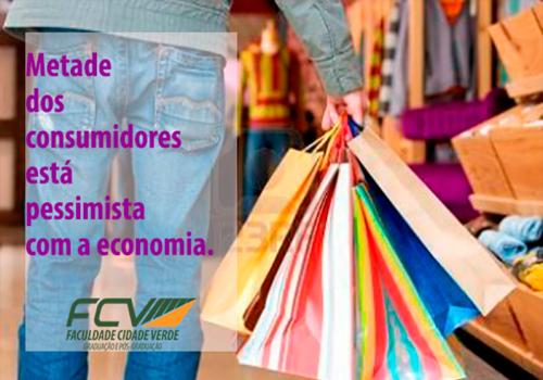 Consumidor acha que a economia irá piorar, diz pesquisa