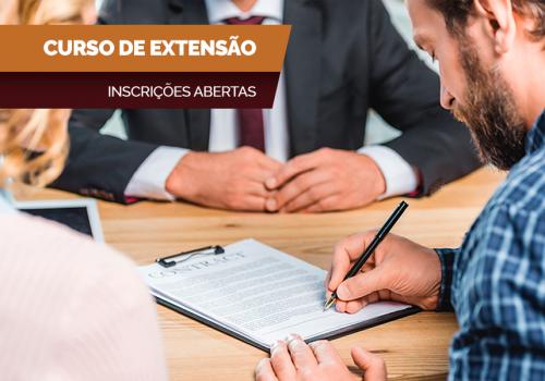 Inscrições abertas para o curso de extensão: Licitações, Contratos Administrativos e Controle Social