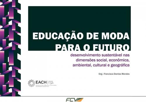 Professora FCV participa de livro sobre educação de moda lançado pela editora da USP