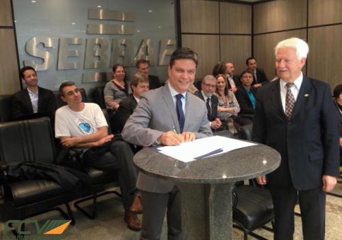FCV e Sebrae firmam parceria