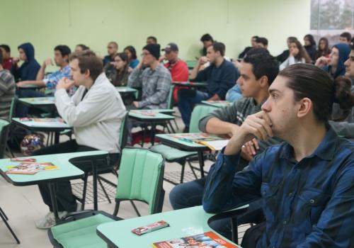 FCV recebe candidatos da SG Sistemas