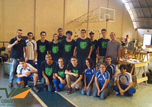 FCV faz doação ao projeto Lixo Eletrônico da Escola Branca da Mota