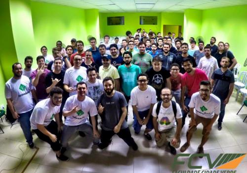 Desenvolvedores de todo o Estado se reúnem na FCV