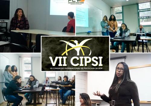 Alunas de Psicologia apresentam artigo em evento internacional