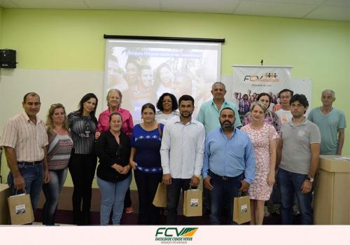 FCV reúne presidentes de bairros e lança projeto comunitário