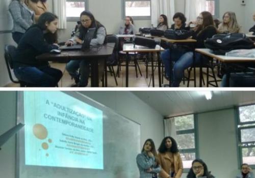 Alunas da UniFCV apresentam trabalho em congresso internacional de psicologia