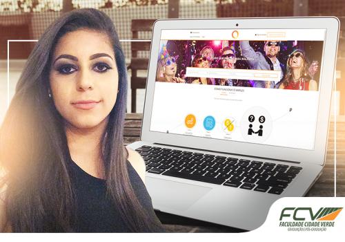 Aluna egressa lança-se como empreendedora em projeto digital