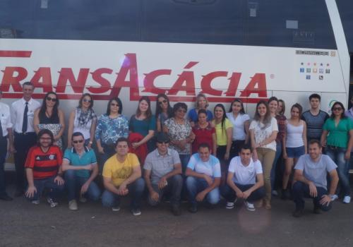 Alunos da FCV saem em Viagem de Estudos para o Rio Grande do Sul