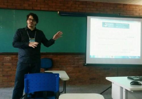 Professor da FCV participa de congresso na Paraíba