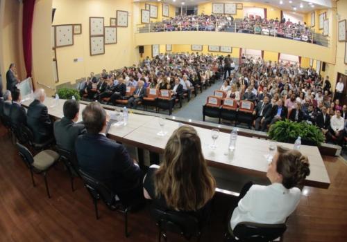 Aula magna traz presidente da capes para falar sobre o futuro da pós no Brasil
