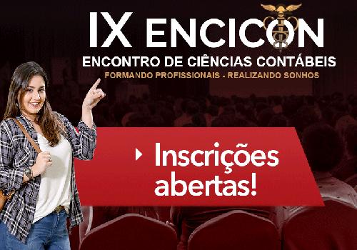 IX Encicon da UniFCV já está com data marcada