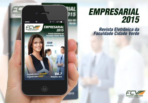 FCV lança 7ª edição da sua Revista Empresarial