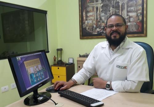 Professor da UniFCV publica dissertação de mestrado em revista científica